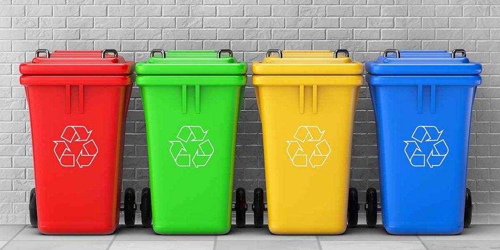 Приобретайте мусорные баки для сбора коммунальных отходов! (подробнее...)